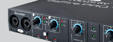 FOCUSRITE THUNDERBOLT INTERFACES